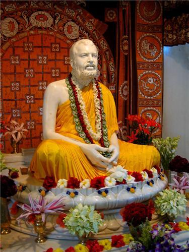 Belur Math Temple