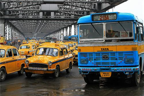 Transport in Howrah