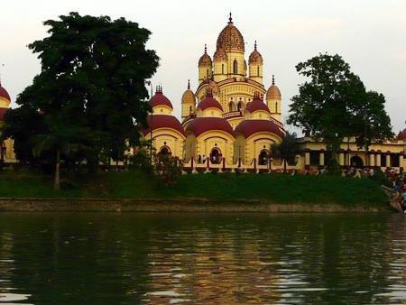 Dakshineswar Temple in Howrah