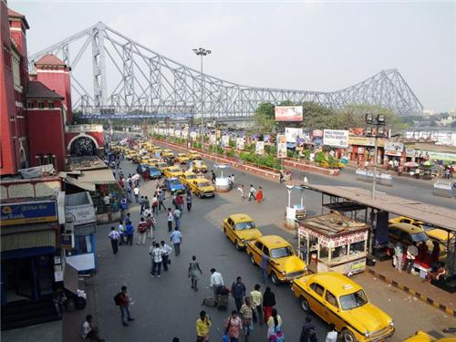Howrah Bridge Road