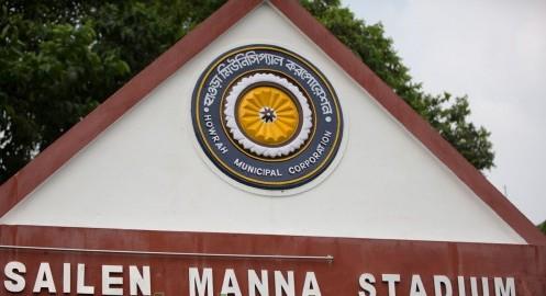 Sailen Manna Stadium in Howrah