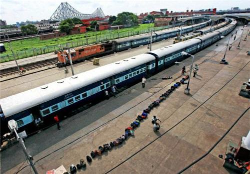 Trains in Howrah