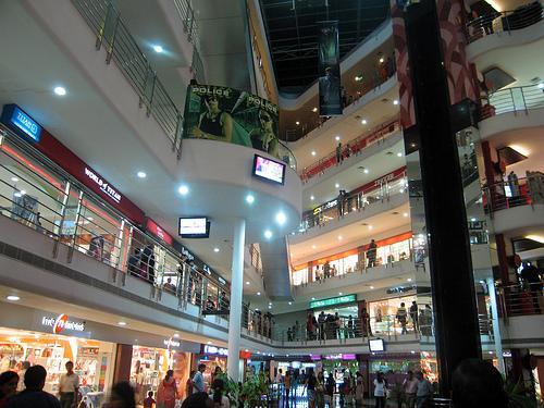 Malls in Banjara_Hills