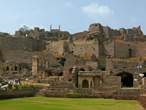 Architecture of Golconda Fort