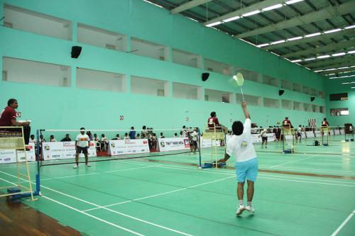 Badminton Coaching center Hyderabad