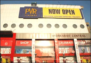 Hyderabad PVR Cinema Hall