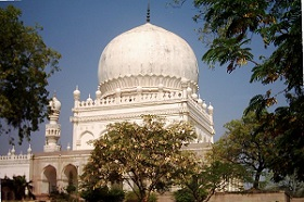 Qutb Shahi Tomb in Hyderabad