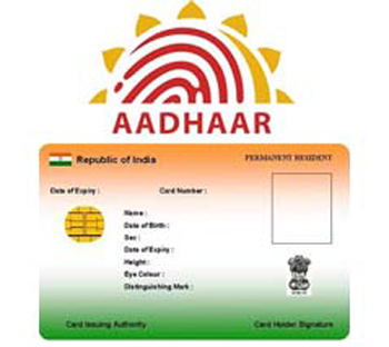 Aadhar Card, Unique Identification Number