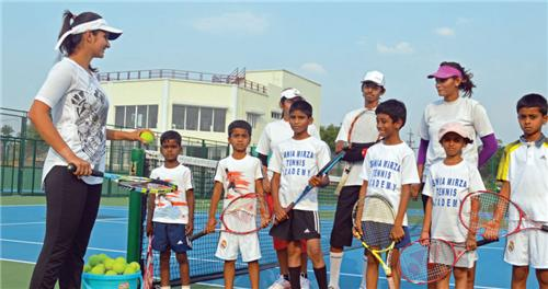 Tennis in Hyderabad