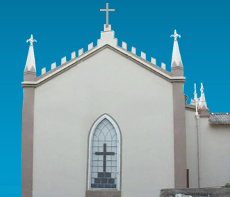 Churches in Hyderabad