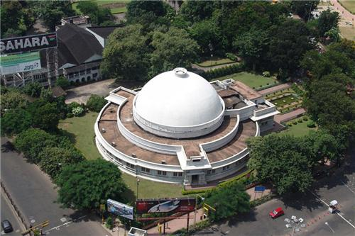 Birla Planetarium in Hyderabad