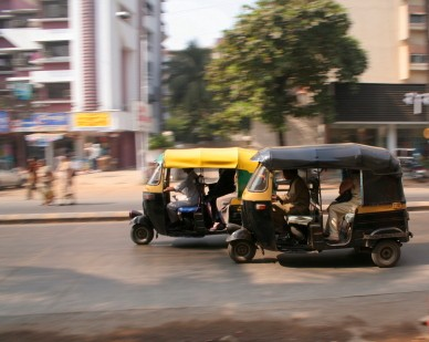 Mode of Transport in Hyderabad