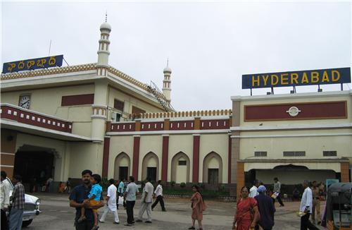 Trains from Hyderabad to Goa