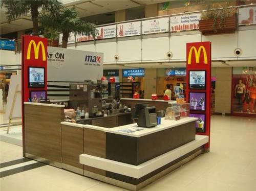 C21 Mall McDonalds in Indore