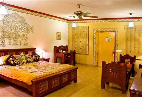 Chokhi Dhani Resort in Indore