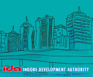 Urban planning in Indore