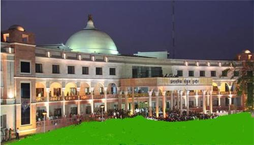 Administration in Indore