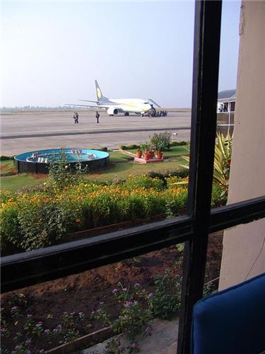 Airport in Indore