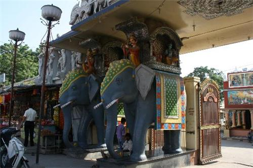 Temples in Indore