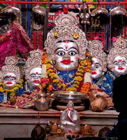 Bijasen Temple in Indore