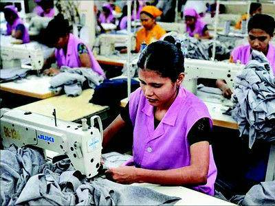 Textile industries of Indore