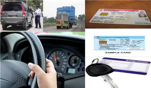 Driving License in Indore