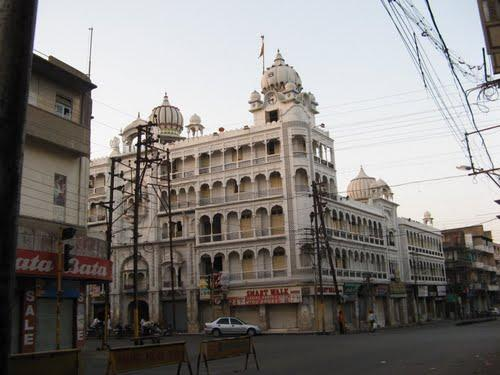 Gurudwara Imli Sahib in Indore