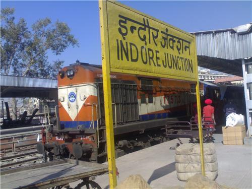 About Indore Railways