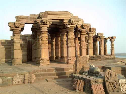 Other temples at Omkareshwar