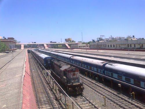 Indore City Railway Station