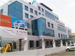 Rajshree Hospital in Indore