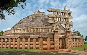 Sanchi Stupas near Indore