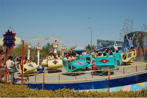 Shell City Water Park Indore