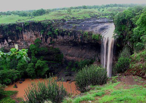 Tincha Falls in Indore City