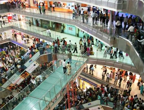 Treasure Mall in Indore