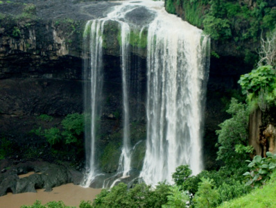Waterfalls near Indore