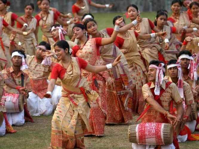 भारत के राज्यों के प्रमुख त्यौहार