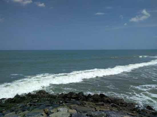 तमिलनाडु के समुद्र तट