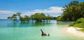 अंडमान द्वीप समूह के समुद्र तट