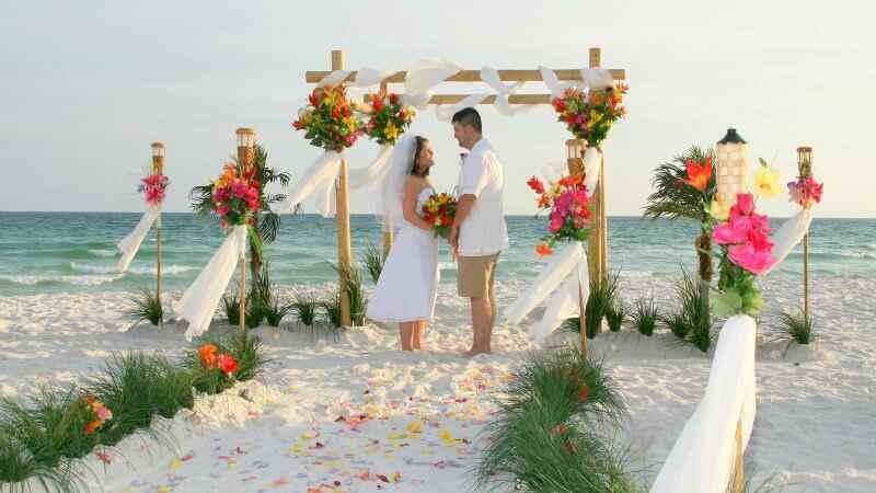 भारत में डेस्टिनेशन विवाह के लिए सर्वश्रेष्ठ स्थल