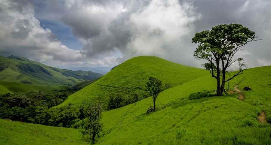 दक्षिण भारत के ट्रेंकिग स्थल