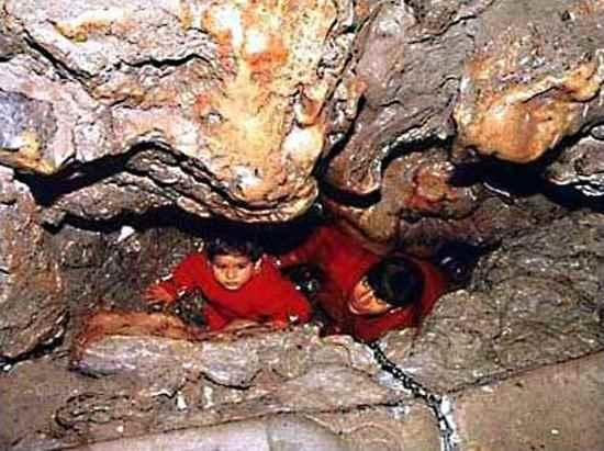 भारत में धार्मिक महत्व वाली गुफाएँ