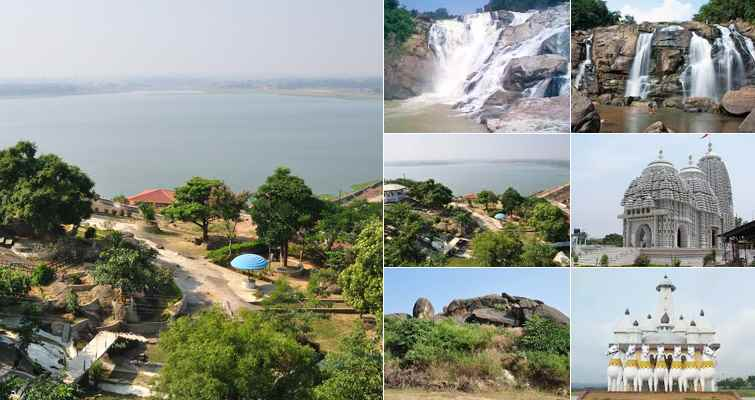 पूर्वी भारत में पर्यटन स्थल