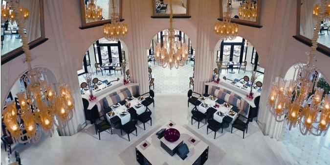 भारत के सबसे महंगे रेस्टोरेंट