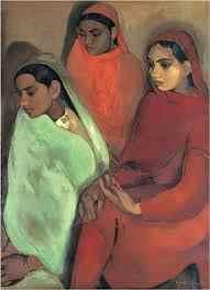भारत की प्रसिद्ध चित्रकला