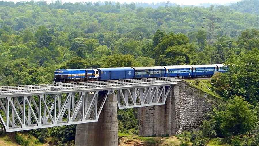 भारत की सर्वश्रेष्ठ रेल यात्राएं
