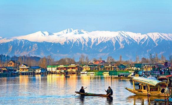भारत में पर्यटन