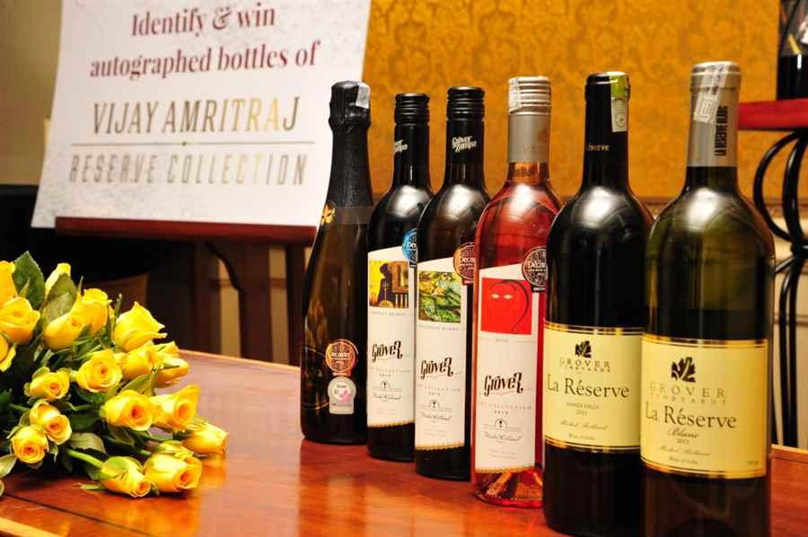 भारत में वाइन यात्रा