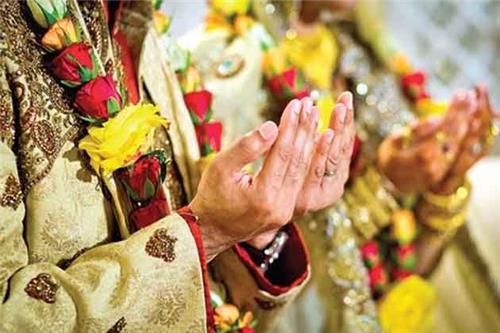 Muslim Wedding Customs in India