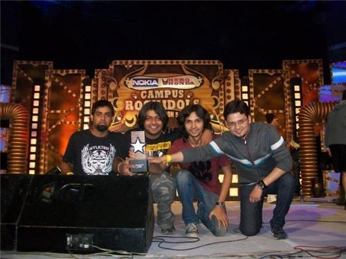Rock Bands in India